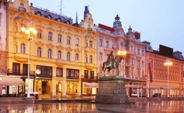 Коледните светлини на Загреб - 3 нощувки - 10.12.2020г.