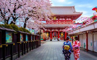 Япония и магията на цъфналите вишни - 21.03.2021г.
