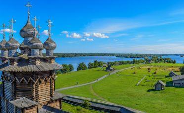 Речен круиз по Волга и Балта от Москва до Петербург през Карелия 03.09.2021г.