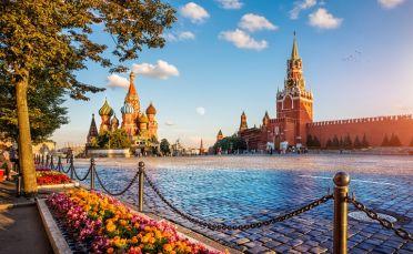 Лятната магия на Москва и Санкт Петербург - 2021г.