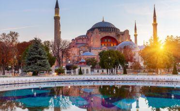 Уикенд в Истанбул 2021г.