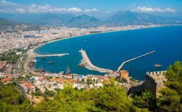 Почивка в Алания, Турция с автобус от Варна  - 7 нощувки